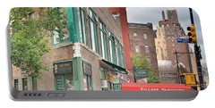 All That Jazz - Greenwich Village Vangaurd  Portable Battery Charger