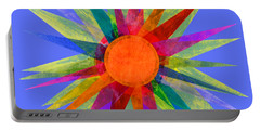 All The Colors In The Sun Portable Battery Charger