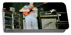 Allan Holdsworth I O U 1st 1982 Tour In San Francisco 5th Photo Portable Battery Charger