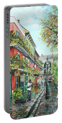 Alley Jazz Portable Battery Charger
