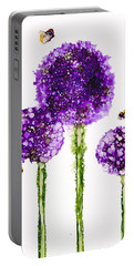 Alliums Humming Portable Battery Charger