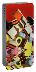Allsorts Sweets Portable Battery Charger by David French