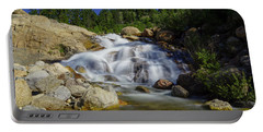 Alluvial Sands Water Fall Portable Battery Charger