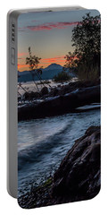 Almanor Driftwood Portable Battery Charger
