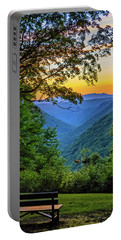 Almost Heaven - West Virginia 3 Portable Battery Charger