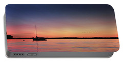 Portable Battery Charger featuring the photograph Almost Paradise by Lori Deiter