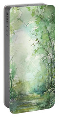 Almost There Portable Battery Charger by Robin Miller-Bookhout