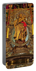 Almudena Cathedral Alter Portable Battery Charger