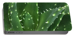 Aloe-icious Portable Battery Charger by Russell Keating