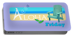 Aloha Friday Portable Battery Charger