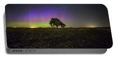 Alone Portable Battery Charger by Aaron J Groen
