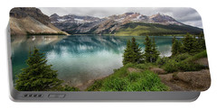 Along Icefields Parkway Portable Battery Charger