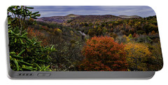 Along The Blue Ridge Parkway Portable Battery Charger