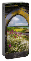 Portable Battery Charger featuring the photograph Along The Shannon Estuary by James Truett