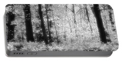 Along The Top Bw  Portable Battery Charger