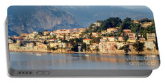Along Villefranche Coast Portable Battery Charger