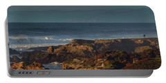 Along The Shore Portable Battery Charger