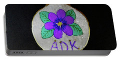 Alpha Delta Kappa Portable Battery Charger