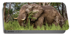 Alpha Male Elephant Portable Battery Charger