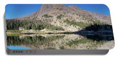 Alpine Lake Sunrise Portable Battery Charger