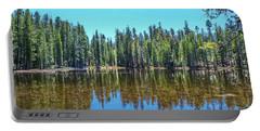 Alpine Lake - Yosemite Portable Battery Charger