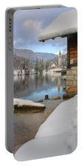 Alpine Winter Clarity Portable Battery Charger