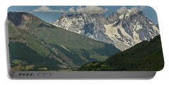 Alps In The Distance Portable Battery Charger