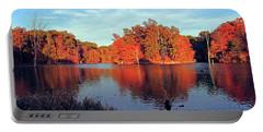 Alum Creek Landscape Portable Battery Charger