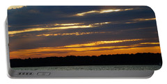 Alum Creek Sunset Portable Battery Charger