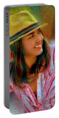 Jessica Mankin Portable Battery Charger