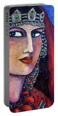 Amazigh Beauty 1 Portable Battery Charger