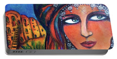 Amazigh Beauty 2 Portable Battery Charger