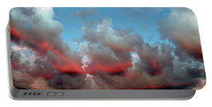 Imaginary Real Clouds  Portable Battery Charger