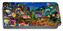 Amazing Coral Reef Portable Battery Charger