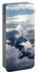 Amazing Grand Teton National Park Portable Battery Charger by Serge Skiba