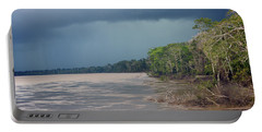 Amazonian Storm Study Number One Portable Battery Charger