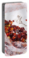 Portable Battery Charger featuring the photograph Amber #8925 by Andrey  Godyaykin