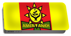 Amen Ankh Sunset Portable Battery Charger