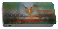 America The Great Portable Battery Charger