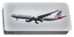 American Airlines Airbus A330 Portable Battery Charger