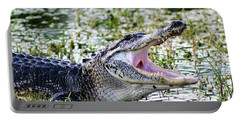 American Alligator Florida 3314_2 Portable Battery Charger