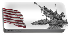 American Artillery Portable Battery Charger