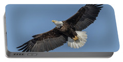 American Bald Eagle 2017-18 Portable Battery Charger