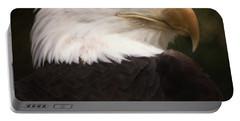 American Bald Eagle Portable Battery Charger