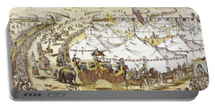 American Circus, C1874 Portable Battery Charger