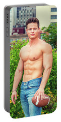 American City Boy Portable Battery Charger