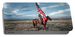 American Cowgirl Portable Battery Charger