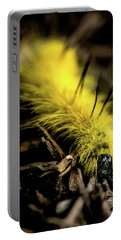 American Dagger Moth Caterpillar Portable Battery Charger