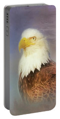 American Eagle Portable Battery Charger by Steven Richardson