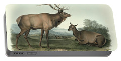 American Elk Portable Battery Charger